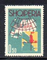 270 - 490 - ALBANIA 1962 ,    Yvert N. 589  *** - Albania