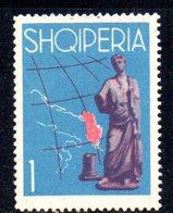 271 - 490 - ALBANIA 1962 ,    Yvert N. 590  *** - Albania