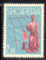 272 - 490 - ALBANIA 1962 ,    Yvert N. 591  *** - Albania