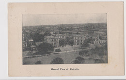 General View Of Calcutta, India - F.p. - Anni '1910 - India
