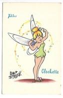 WALT DISNEY - CLOCHETTE - Tobler - Disney