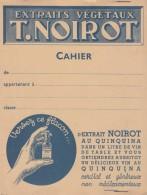 PROTEGE CAHIER EXTRAITS VEGETAUX NOIROT QUINQUINA - Liquor & Beer