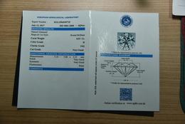 Diamant Rond 0,51 Ct - VS2 - D - Je Ne Descendrai Pas Beaucoup Plus Bas - Diamond