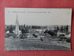 Dep 41 , Cpa THEZEE , 10 , Vue Générale , Pont Sur Le Cher , ND  (011) - France