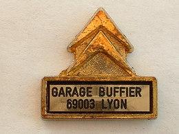 PIN'S CITROËN - GARAGE BUFFIER - 69003 LYON - Citroën