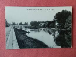 Dep 41 , Cpa  SELLES Sur CHER , 538 , Les Bords Du Cher  (051) - Selles Sur Cher