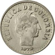 Colombie, 20 Centavos, 1972, TTB+, Nickel Clad Steel, KM:246.1 - Colombia