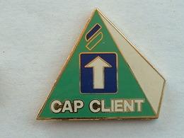 PIN'S  SEVEL NORD - CAP CLIENT - PRODUCTION DE VEHICULES UTILITAIRE - GROUPE PSA PEUGEOT CITROËN - SITE D'HORDAIN - Citroën