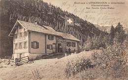 CPA  Suisse, GASTNAUS Z URNERBODEN In Urnerboden Klausenstrasse, 1924 - UR Uri