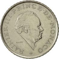 Monaco, Rainier III, 2 Francs, 1981, TTB+, Nickel, KM:157 - Monaco