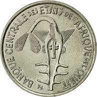 West African States, 100 Francs, 2004, Paris, SUP, Nickel, KM:4 - Ivory Coast