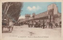 84 - AVIGNON - Marché Aux Raisins (Boulevard St Michel) - Avignon