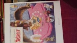Magnifique Affichette  19x27  Cm Exlibris Les Archives Asterix - Affiches & Offsets