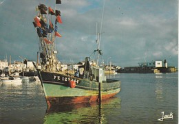 85 - ILE D' YEU -  Port Joinville - Ile D'Yeu