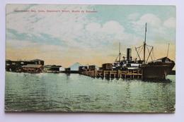 Guantanamo Bay, Cuba, Boqueron's Wharf, Muelle De Boqueron, 1915 - Cuba