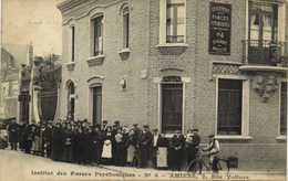 Institut Des Forces Psychosiques N°4 AMIENS  2 Rue Voiture RV - Amiens