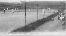 PAS DE CALAIS-LE TOUQUET PARIS PLAGE Le Tennis-MO - Le Touquet