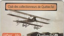 TELECARTE QUEBECTEL  LA PUCE 50    NEUVE SOUS BLISTER - Canada