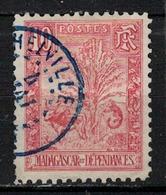 MADAGASCAR     N°  YVERT    67       OBLITERE       ( O   3/18 ) - Madagascar (1889-1960)
