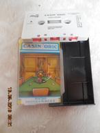 JEU ARCADE VIDEO SUR 48K ORIC-1/ATOS: CASIN'ORIC..TRES RARE - Electronic Games