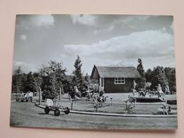 """Lusthof """" DE TOVERFLUIT """" Speeltuin / Halle Kempen ( A. De Belder ) Anno 19?? ( Zie Foto's Voor Detail ) ! - Zoersel"""
