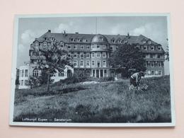 Luftkurort Eupen - Sanatorium () Anno 19?? ( Zie Foto's Voor Detail ) ! - Eupen