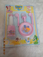 DISNEY BABY NECESSAIRE A POUPEE..SUCI MADE IN ITALIE..VINTAGE..NEUF - Toy Memorabilia