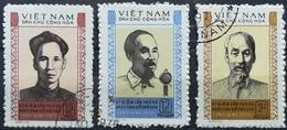 Vietnam North 1970 80th Birth Anniversary Of President Ho Chi Minh - Vietnam