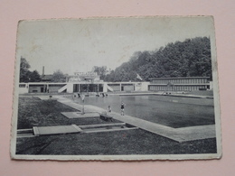 WETZLARBAD - Bassin De Natation ( L. Franssen ) Anno 19?? ( Zie Foto's Voor Detail ) ! - Eupen