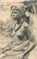 JEUNE SOUSSOU - étude N°112 - 1433 - Collection Générale Fortier, Dakar - (nu) - Guinée