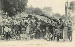N'DORO (haut Ogooué) - Chakès - 35 - Collection S.H.O. - Guinée