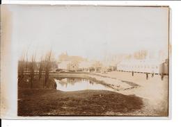 """ADINKERKE """"De Panne"""" - Hôpital Militaire Belge CABOUR - Vue Generale - Photo Format: 18/12cm - 2 Scans - De Panne"""