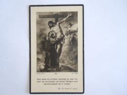 Doodsprentje Armand Verwimp Noorderwijk 1880 1930 Echtg Maria Torfs RVNed 3544 - Images Religieuses