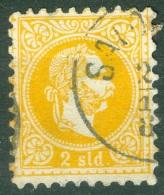 Autriche Levant   Yv  1B Ou Michel 1 I Ob  Second Choix  Obli Salonique - Levante-Marken