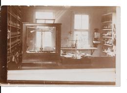"""ADINKERKE """"De Panne"""" - Hôpital Militaire Belge CABOUR - La Pharmacie - Photo Format: 18/12cm - 2 Scans - De Panne"""