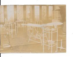 """ADINKERKE """"De Panne"""" - Hôpital Militaire Belge CABOUR - La Salle D'Opération - Photo Format: 15.5/11.5cm - 2 Scans - De Panne"""