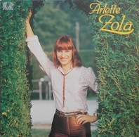 "Arlette Zola  ""  Hourrah ! "" - Vinyl Records"