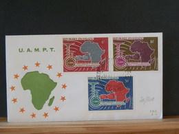 76/301   FDC RWANDA - Rwanda