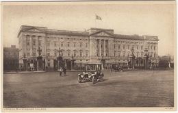 EDWARDIAN VINTAGE CARS - London, Buckingham Castle  - England - Voitures De Tourisme
