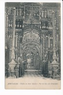 Carte  De Jérusalem édifice Du Saint Sépulcre  ( Recto Verso ) - Israel