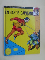 BDSF2013 ALBUM CARTONNE : EN GARDE CAPITAN Par L&F Funcken , Eéditon RECREABULL De 1986 , TB état Coté 12€ - Jonathan Cartland