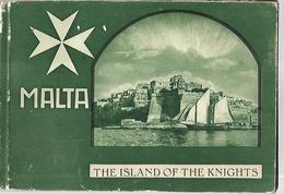 MALTE  54    VUES  FORMAT CARTE POSTALE - Malta