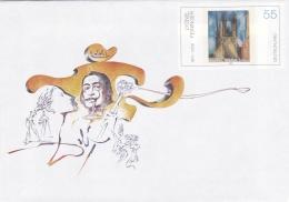 Germany Postal Stationary/GZ Lyonel Feininger 2003  - Mint (DD19-1) - Arte