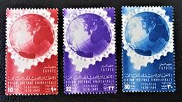 ROYAUME - 75 EME ANNIVERSAIRE DE L'U.P.U 1949 - NEUFS ** - YT 270/72 - MI 341/43 - Egypt