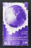 ROYAUME - 75 EME ANNIVERSAIRE DE L'U.P.U 1949 - NEUFS ** - YT 271 - MI 342 - Egypt