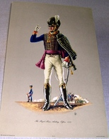 Illustration « The Royal Horse Artillery.  Officer.  1815 – Patrician Art Products Ltd - Lithographies