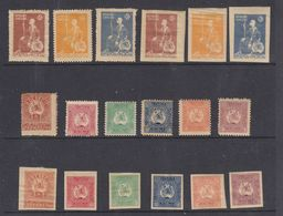 Georgia 1920s  18v * Mh (mint, Hinged) As They Are (38808) - Géorgie