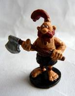 RARE FIGURINE ASTERIX HOBBY PRODUCTS 1990 PEINTE A LA MAIN PIRATE Hache  (2) - Asterix & Obelix