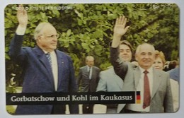 GERMANY -  O 2710 12.94 - Gorbatschow Kaukasus - 3DM - Mint - Germany