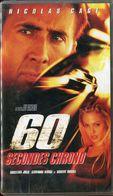 K7 VHS CASSETTE VIDEO - 60 SECONDES CHRONO - Action, Adventure